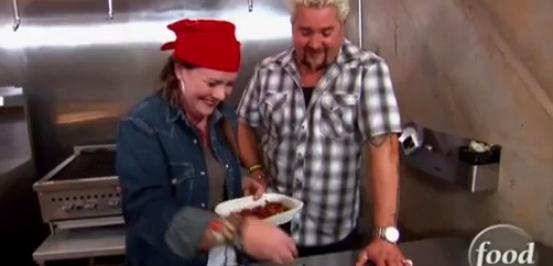 FOOD NETWORK'S DINERS, DRIVE-INS AND DIVES