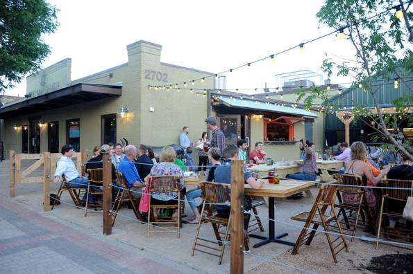 So Why Not Spend More Time On The Patio? Here Are Some Suggestions For Patio  Dining In Dallas. Click Here To Read More.