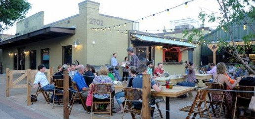 It's patio season in Dallas! Check out Leslie Brenner's al fresco restaurant suggestions